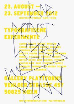WDWWP Exhibition, Max Kuwertz #max #clever #kuwertz #typography
