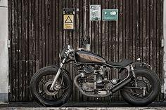 Honda CX500 #motorcycle #cx500