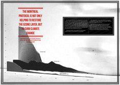 Graph III #gaverd #infographic #white #black
