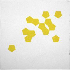 #445 Sun spots – A new minimal geometric composition each day