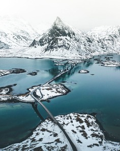 Stunning Travel Drone Photography by Marc Ruffini