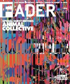 Bjorn Copeland > Commercial Work: The Fader Cover #collage #copeland #bjorn