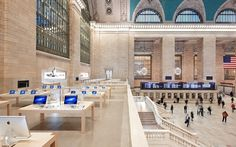 New Apple Store, Grand Central Station | #apple #gcs
