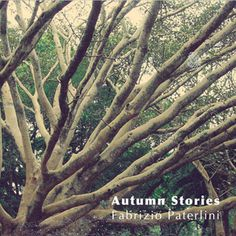 Autumn Stories cover art #music #photo #autumn #trees #cd cover #piano #relax