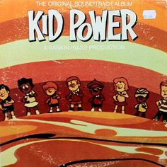 Cover Me, I'm Going In | Record Cover Art | Kid Power #cover #album