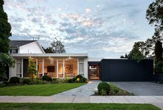 Suburban Home Renovation by Bower Architecture -  #architecture, #house, #home,#decor, #interior, #homedecor,