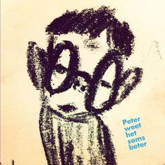 Peter #beter #sweet #peter #soms #het