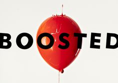 Boosted on Behance