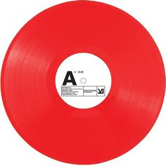 vinyl | Flickr - Photo Sharing! #red #white #design #graphic #black #vinyl #and #music #typography