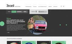 Medium #layout #animation #gray #green