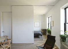 Sliding door, bedroom, living room