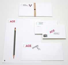 The Official Manufacturing Company / Work / Ace Hotel / Collateral