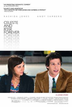 Celeste and Jesse Forever #film #movie #sheet #poster #one