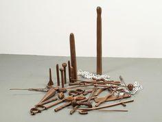 Matthew Ronay - Artist - Andrea Rosen Gallery #gallery #form #sculpture #installation #art