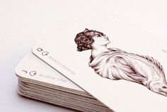 Kristelle De Freitas — WWF Playing Cards #card #design #playing #product #art #queen