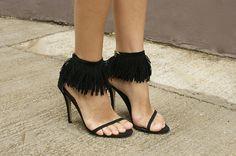 diyskirt12 #fringe #diy #shoe