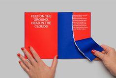 Arrels by Hey #print #branding #brochure