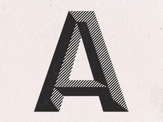 FFFFOUND! #typography #letter