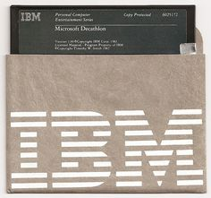 All sizes | Floppy disk | Flickr - Photo Sharing! #packaging #floppy #retro #vintage #disk