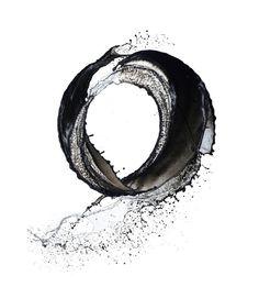 Shinichi Maruyama #calligraphy #ink #photo #shinichi #maruyama