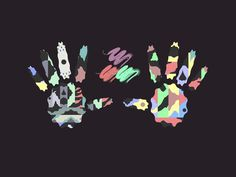 Foragepress.com | Henrik Matias #illustration #vector #color