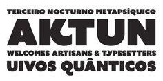 Azo Sans Uber Desktop font « MyFonts #typography