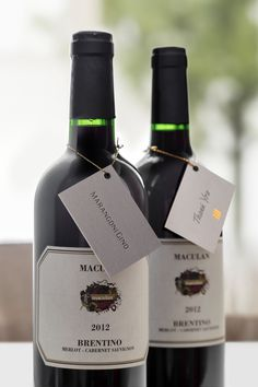 Marangoni Gino | Personal Brand. #wine #monogram #logodesign #personalbrand #copper #hotfoil #elegant #sober #minimal