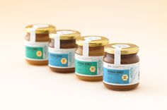 Blis Manuka Honey, Raw, Organic | Branding and Packaging Design | Studio Marche