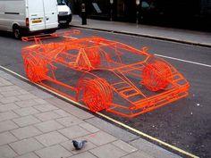 Lambo2_1.jpg (500×375) #invisible #represenation #drawing #car