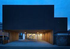 Court by Tsubasa Iwahashi Architects #design #architecture #minimalism