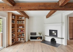 Family Chalet Renovation in Hockley Valley , Heather Asquith Architect 4