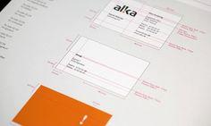 Onestep Creative - The Blog of Josh McDonald » Alka Identity System #alka #branding #guidelines #identity #logo