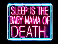 tumblr_lilhgxktk31qct77ao1_500.jpg 500×376 pixels #sign #neon #typography