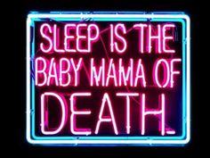 tumblr_lilhgxktk31qct77ao1_500.jpg 500×376 pixels #typography #sign #neon