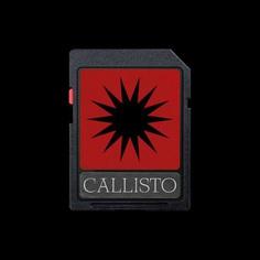 """attico36: """"Callisto SD Card Design by Attico36 www.attico36.com """""""