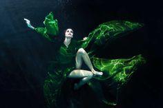 #Underwater #Fashion #Photography by Jakob Dahlström