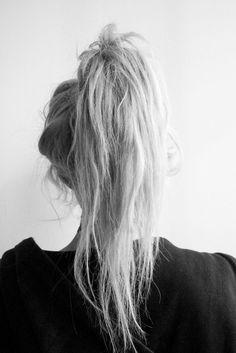 Sky Ferreira x Terry #hair #girl