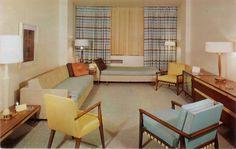 mid-century modern, toronto, hotel