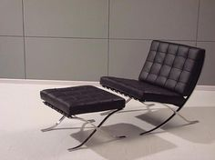 Barcelona Chair #design #furniture #furniture design #barcelona chair #ludwig #mies #van #der #rohe