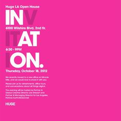 Huge_partyinvite_inaton_v3 #typography #invite
