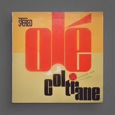 #albumcover #design #jazz #music #johncoltrane #inspiration