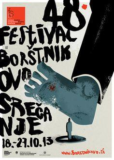 Maribor Theatre Festival #poster