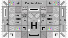FormFiftyFive – Design inspiration from around the world » Blog Archive » Damien Hirst #card #test