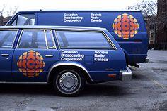 19. CBC Identity #logo #identity #brand #canada