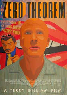 Poster for Zero Theorem by Bob Studio