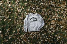 New crew neck sweatshirt from sota clothing.http://sotaclothing.com/ #sotaclothing #sweatsh #product #sota #photography #sweatshirts #fashion