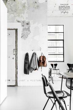 Beautiful Houses: Renee's loft interior