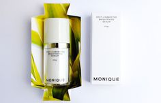 MONIQUE #packaging #pack