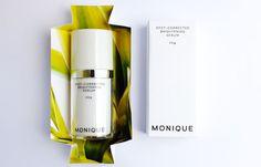 MONIQUE #packaging #pack