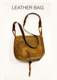 sooper #bag #leather